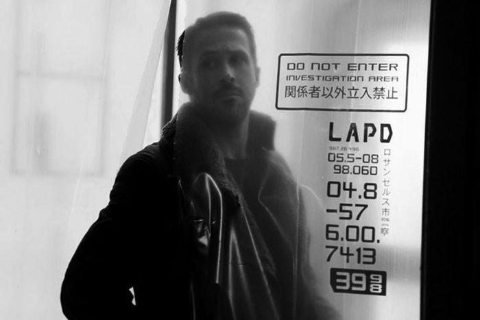 Blade Runner 2049 LAPD font