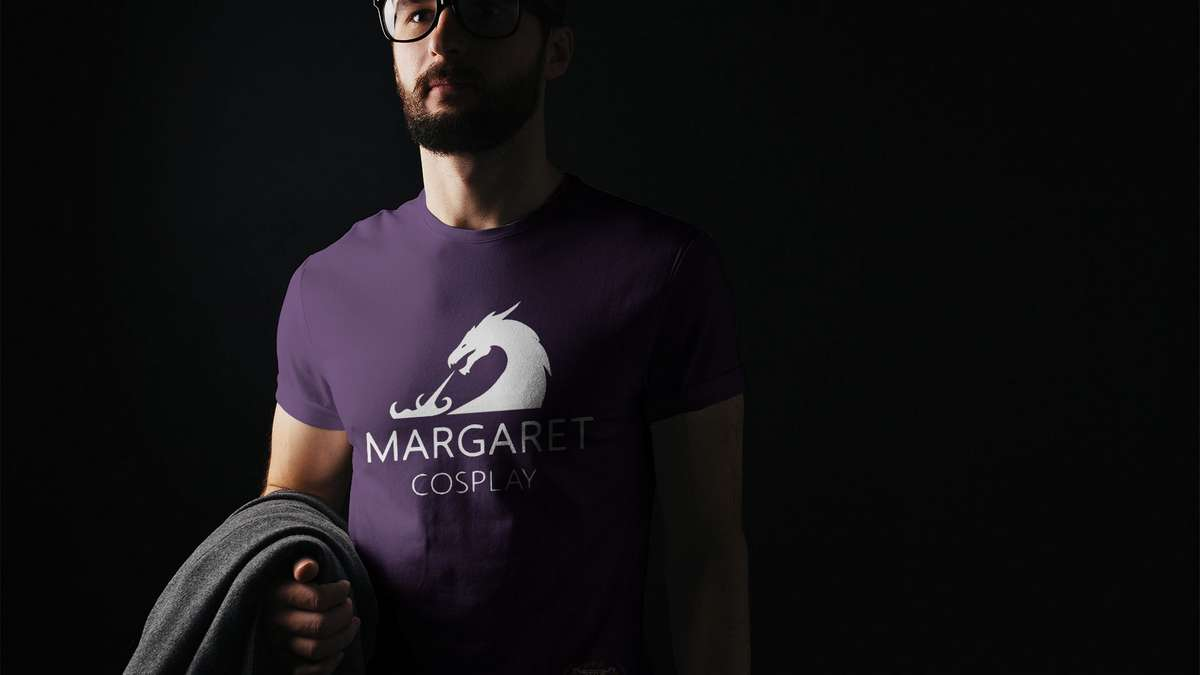 Pyrkon: mockup koszulki