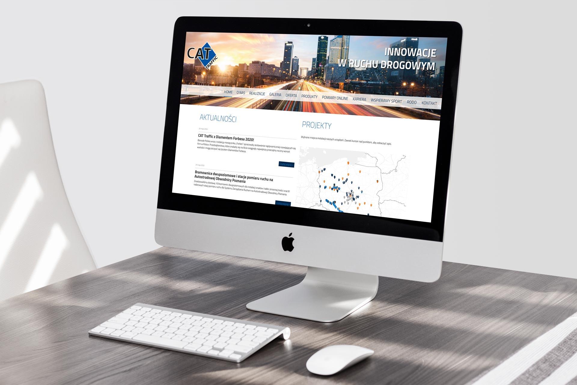 Programowanie strony z integracjami Google Maps oraz PHP