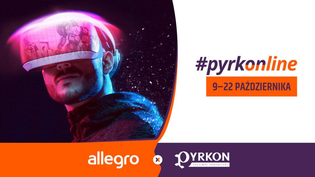 #pyrkONline od Allegro i Pyrkonu: szablony social media